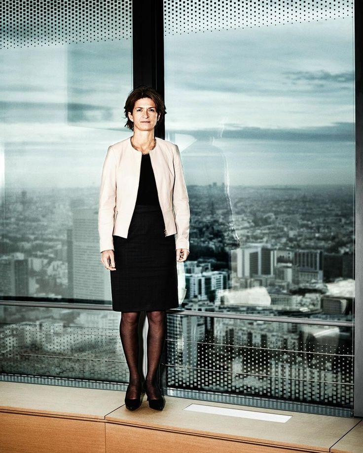 Isabelle Kocher, la future patronne d'Engie, le groupe énergétique, devrait être la seule femme à diriger une entreprise du CAC 40