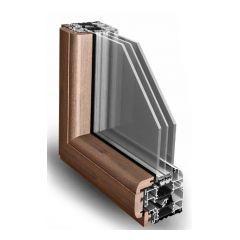 Infissi alluminio-legno