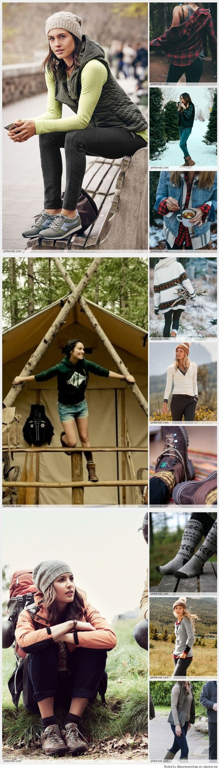 Camping Outfits