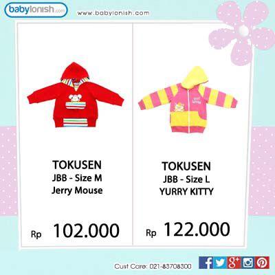 Hujan..? Pastikan si kecil merasa hangat dengan jaket bolak-balik.  Gratis ongkir seluruh Indonesia Bersertifikat SNI.