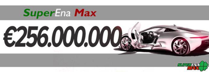 HOJE - 11 de setembro de 2014! Pr~emio de 256 milhões de euros na Superena max! #loteria
