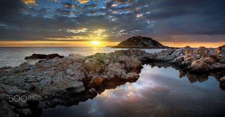 Sunrise at Rhodes - Sunrise at Rhodes