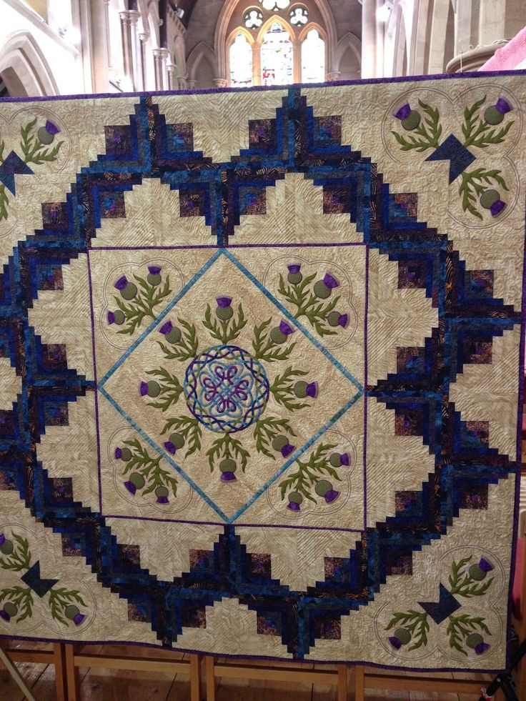 byannelize : Chinese whispers quilts