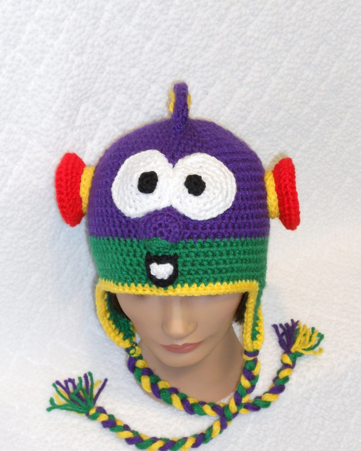 Best images about cute and silly hats to crochet on