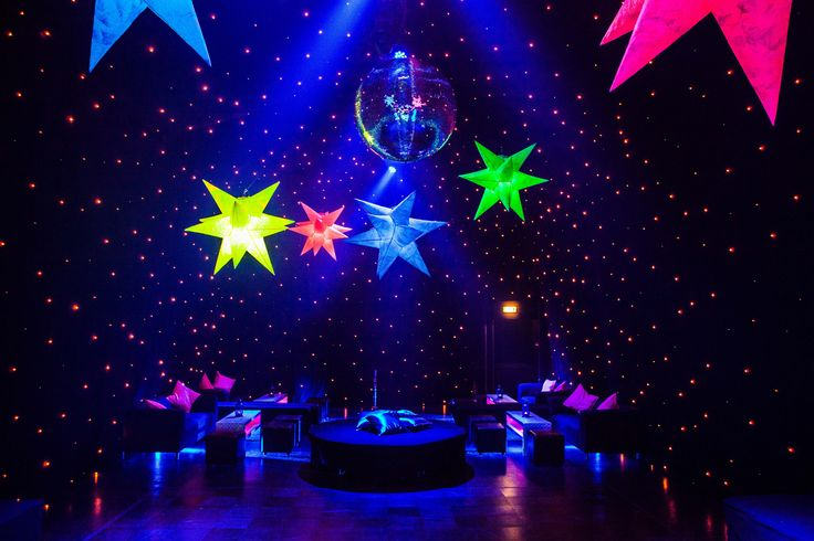 Space themed sweet 16th birthday party - www.mirageparties.co.uk