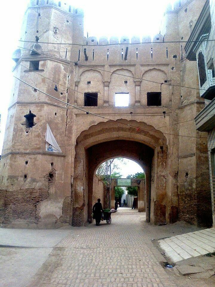 Historic Peshawar Pakistan