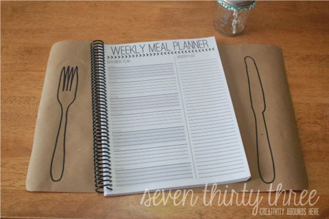 Do you create menu plans each week for dinners? Download this Weekly Meal Planner for to help simplify the process!