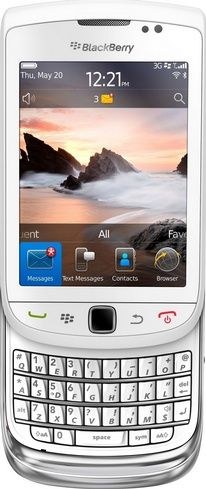 BlackBerry Torch 9810 White WiFi Unlocked GSM QuadBand 3G Cell Phone - For Sale Check more at http://shipperscentral.com/wp/product/blackberry-torch-9810-white-wifi-unlocked-gsm-quadband-3g-cell-phone-for-sale/