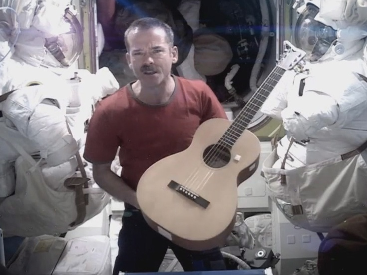 Seven lessons Chris Hadfield taught us from outer space