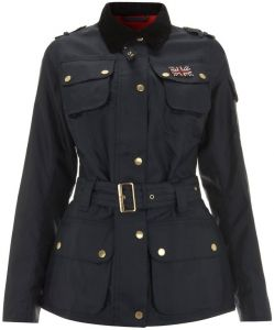 Ladies Barbour International Union Jack Swarovski Jacket Womens 2013 New Online Sale,Barbour factory shop
