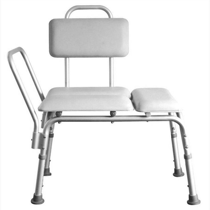 mefeir bath chair shower chair seat bench with arms and backs 3 blow molding plates
