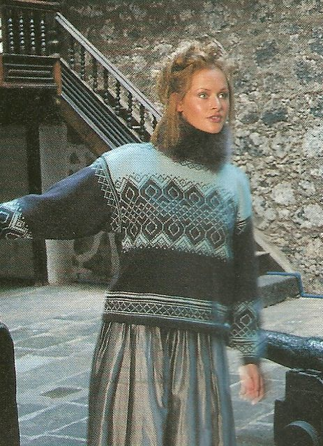 Dale Garn #11106 pattern by Dale of Norway / Dale Design