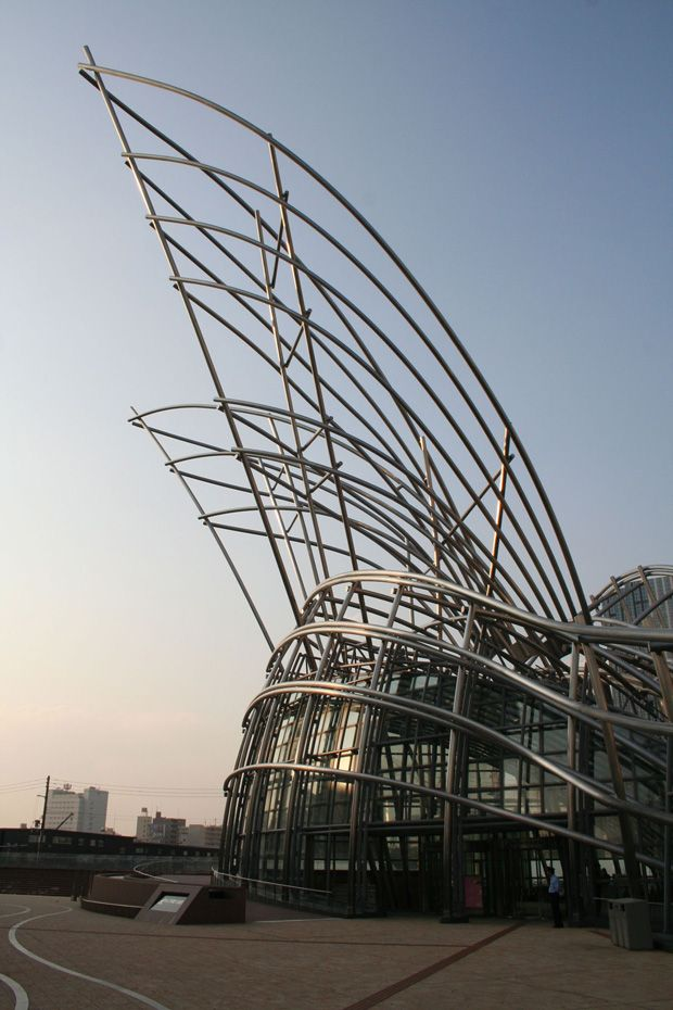 National Museum of Art, Osaka, Japón #Museos