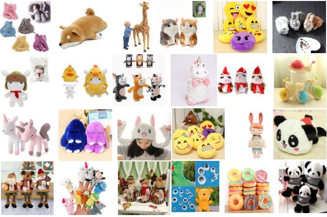 Stuffed With Plush Toys Promo Codes June 12222