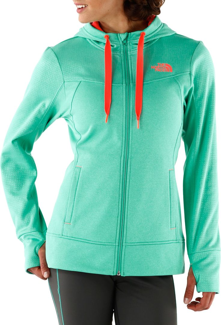 The North Face Female Suprema Full-Zip Hoodie - Women's