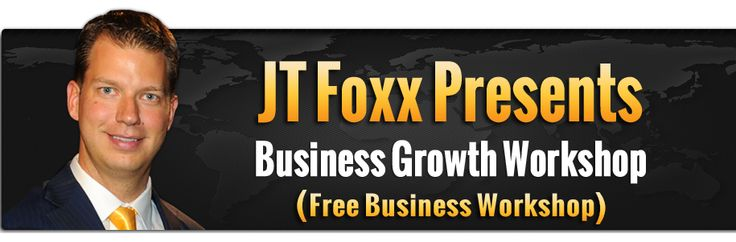 If you want to learn more about business coaching and what it can do for your company. Follow JT Foxx now to get to know more fresh business ideas from him as business coach. Visit it below now. #JTFoxxCoaching #JTFoxx