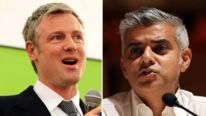 Polls suggest Labour's Sadiq Khan has a 10-point lead over the Conservative's Zac Goldsmith.