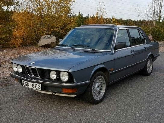 204 best rough right images on pinterest dream cars cars and nice bmw 528i 1984 sweden fandeluxe Choice Image