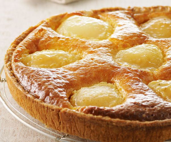 tarte aux poires la frangipane recipe fruit. Black Bedroom Furniture Sets. Home Design Ideas