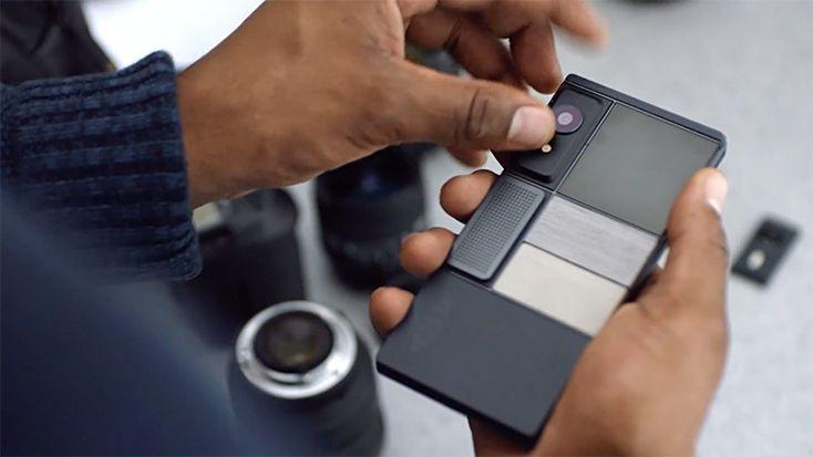 google finally announces concrete plans for project ara modular smartphone platform