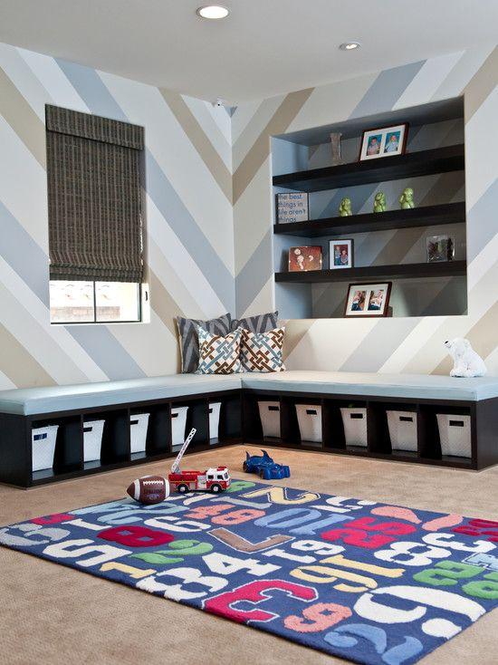 Die besten 25+ Wandgestaltung streifen Ideen auf Pinterest - wohnzimmer ideen streifen