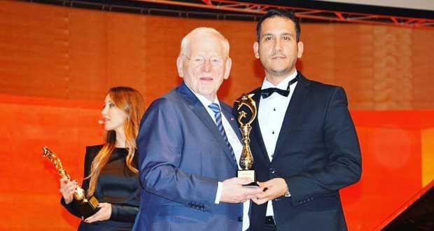 Ukrayna Türkiye Ticari işbirliği Derneği Başkanı Onur Kurtay 'a Avrupa 'dan Ödül   Burs...