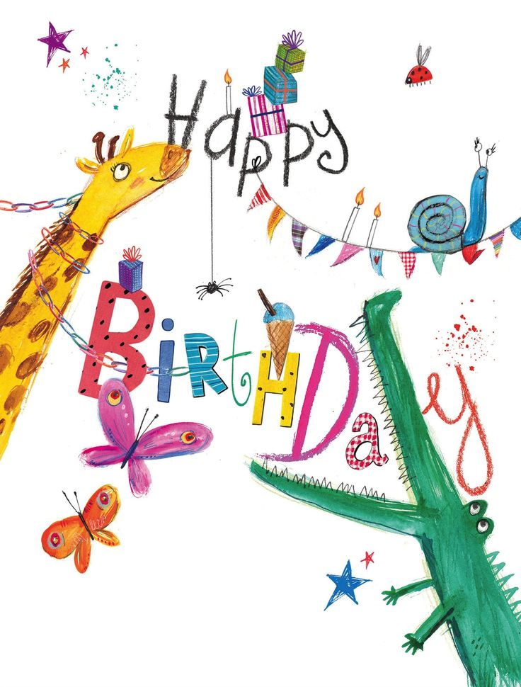 Happy Birthday (W049) Luxury Celebration Card by Laura Hughes, features 'Silver Foil' highlights. http://www.thewhistlefish.com/product/w049-happy-birthday-luxury-card-by-laura-hughes
