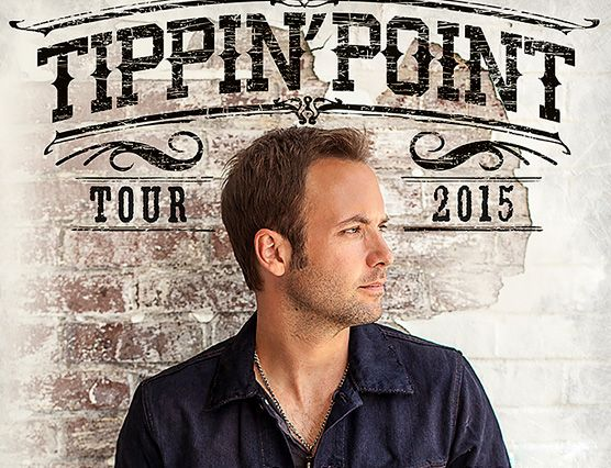 """The Kinsmen Club of Edmonton presents the Tippin' Point Tour with Dallas Smith and special guest Charlie Worsham. The highly anticipated """"Tippin' Point Tour"""" kicks off in Fredericton, NB on January 15th and will hit over 20 cities early 2015.  #DallasSmith Tippin Point Tour #Event #EventPlanning #Concert #CountryMusic #Country   Festival   Trixstar"""