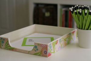 Plagued by disorganized paperwork? This article shows you how to dig out in 7 simple steps!