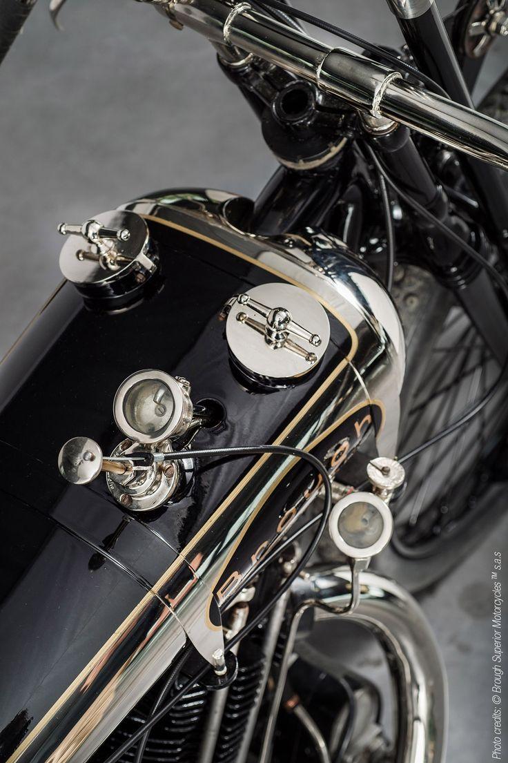 Brough Superior Motorcycles : Brough Superior Works Museum