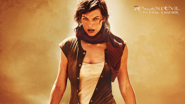 Resident Evil The Final Chapter HD Wallpapers Backgrounds