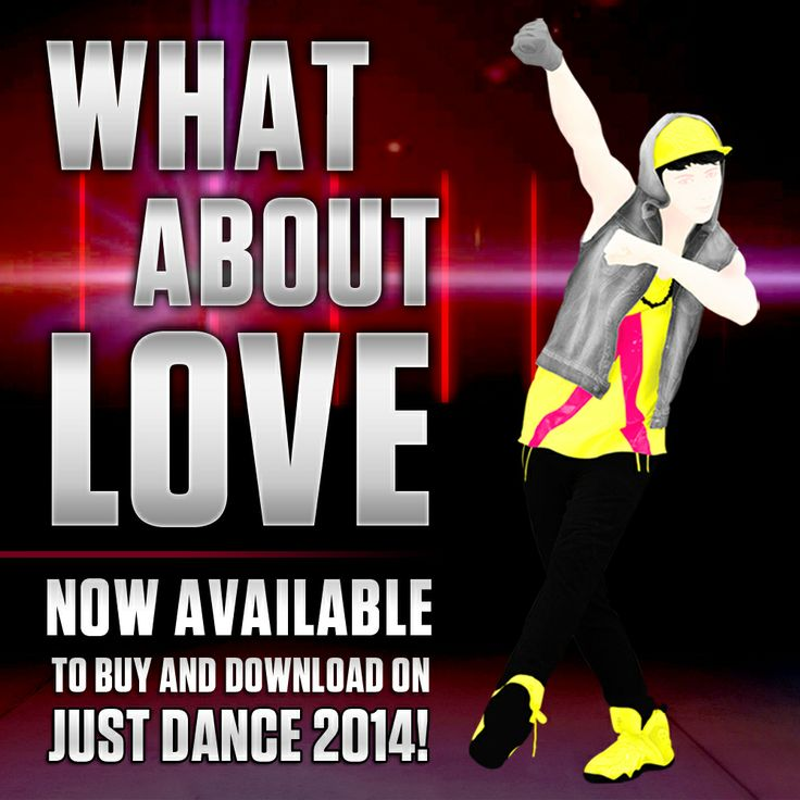 82 best just dance 2014 images on pinterest just dance 2014 what about love by austin mahone is available for purchase and download on just dance 2014 voltagebd Images