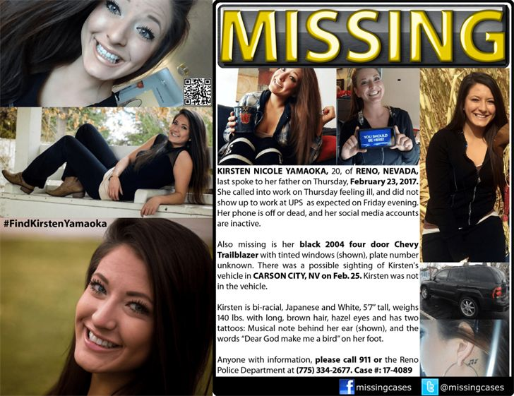 Missing Reno Woman Found Dead - KTVN Channel 2 - Reno Tahoe Sparks News, Weather, Video