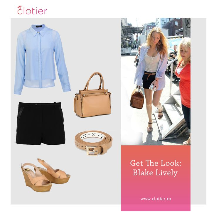 Get The Look – Blake Lively – Gossip Girl Style ‹ Clotier
