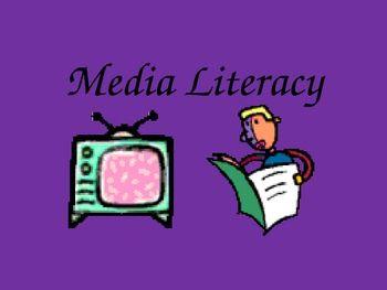 Media Literacy PowerPoint | Media literacy, Literacy, Teaching