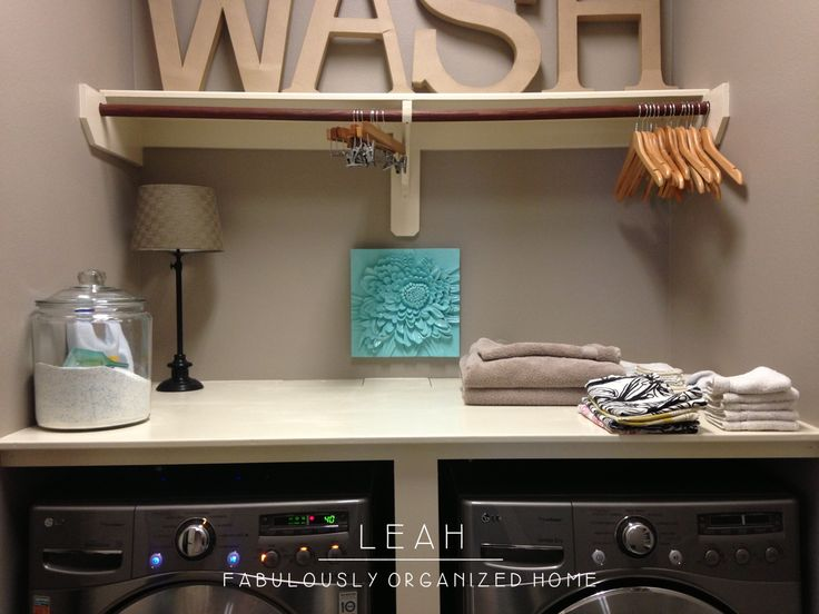 16 best laundry station images on pinterest laundry room home diy wash dry fold station simplyfabulousliving solutioingenieria Image collections