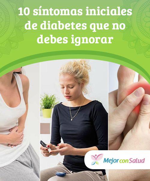 10 síntomas iniciales de #diabetes que no debes #ignorar  Aunque la diabetes puede trascurrir de manera silenciosa, existen algunos síntomas iniciales que pueden ayudar en su #detección oportuna. ¡Descúbrelos! #Curiosidades