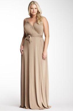 HauteLook   White Label By Rachel Pally: Rachel Pally Athena Dress - Plus Size fashion