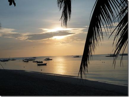 Sunset at Bohol, Philippines. http://kattasfikarum.blogspot.com/
