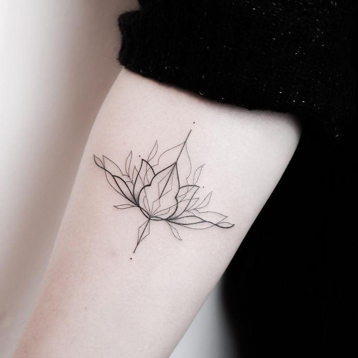 -, # 2018Tatouages # Tatouages significatifs # Détails de tatouage # DeutscheTäto …   – Inspiration Tattoo