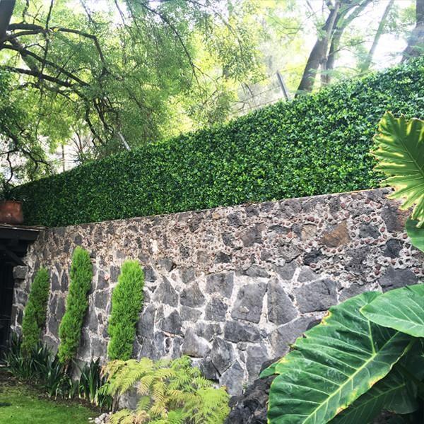 Este hermoso follaje artificial fácil de instalar. Ideal para muros verdes artificiales. Filtro UV. Envíos a todo México.