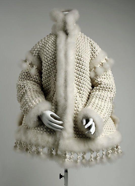 Coat Date: ca. 1860 Culture: Latvian Medium: feathers. Front