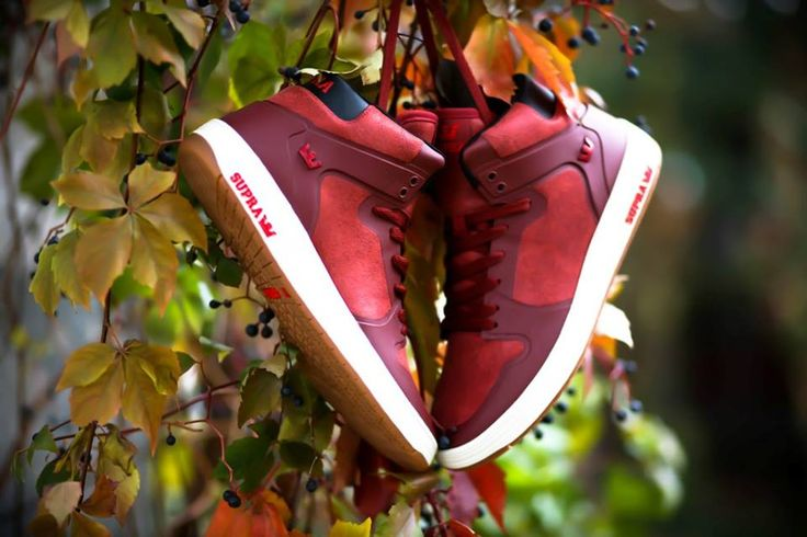 All the leaves are brown...So is the new Vaider 2.0 from Supra Footwear.