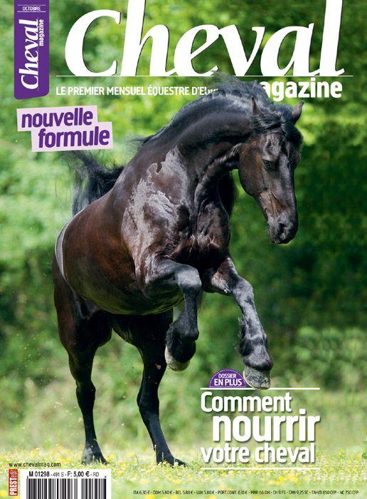 Cheval magazine n°491 octobre 2012 www.chevalmag.com