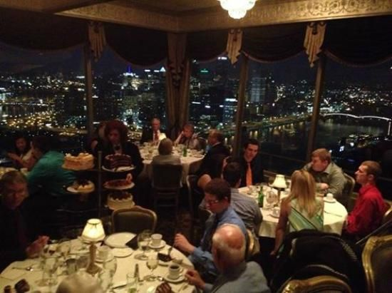 lemont restaurant on mt washington a spectacular view of pittsburgh and perfect location for wedding venueswedding