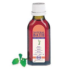 Kids won't go to sleep? Insomnia problems, yourself? A 20 minute cure with Melissa Bath Essence.  BarbLauer.swissjust-usa.com