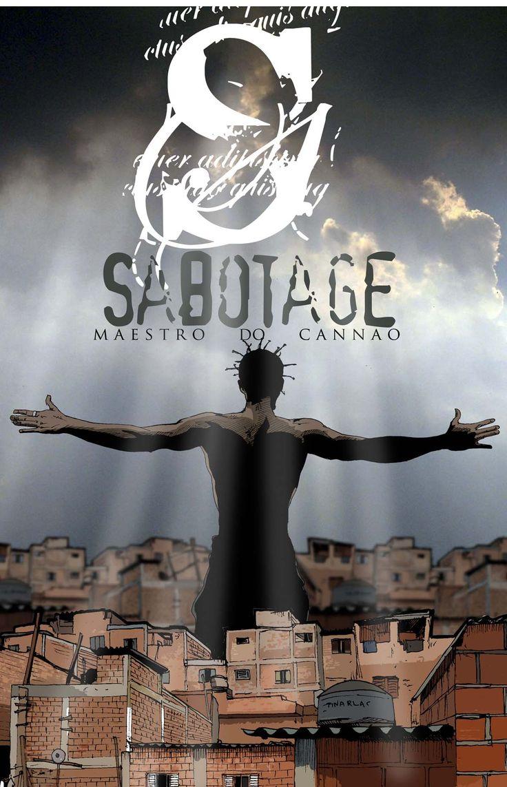 """10 anos sem o mestre. Considerado um dos principais nomes da história do rap brasileiro, Mauro Mateus, mais conhecido como Sabotage, foi assassinado em 24 de janeiro de 2003 com apenas 29 anos de idade. Apesar da rápida trajetória, Sabota rompeu as barreiras e os preconceitos do rap, atuou no cinema e deixou sua marca....<br /><a class=""""more-link"""" href=""""https://catracalivre.com.br/geral/dica-digital/indicacao/veja-trailer-e-ilustracoes-do-documentario-sabotage-maestro-do-canao/"""">Continue…"""