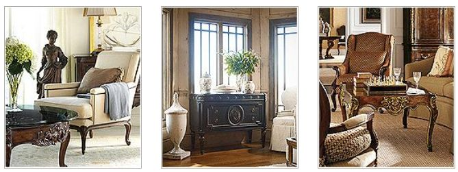 Here are a few stylish ideas on how to update the look of your home from Henredon and Good's Home Furnishings in Pineville, North Carolina.
