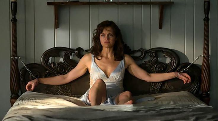 Adapted from a Stephen King novel, Gerald's Game is a horror movie that plays like an R-rated Lifetime film. Goldie gives insight on the book and the film.