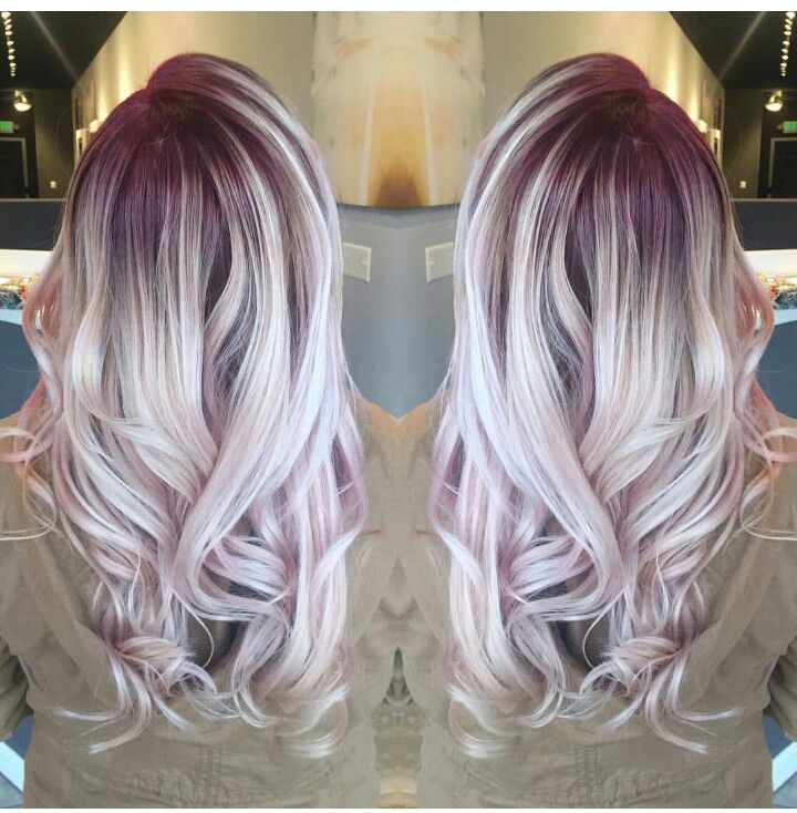 1000 Ideas About Color Melting On Pinterest  Hair Coloring Balayage And Ra